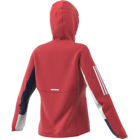 adidas OWN The Run Chaqueta Mujer, glory red